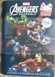 Marvel  Storybook Puzzles