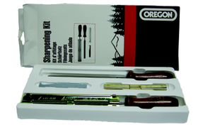 Oregon - Filing Kit for Sharpening Chainsaw Chain