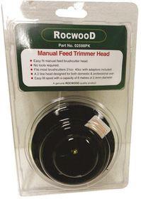 Rocwood - Universal Nylon Head and Arbour Kit