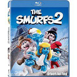 The Smurfs 2 (3D Blu-ray)
