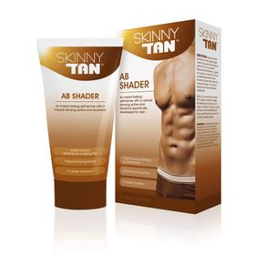 Skinny Tan Ab Shader- ideal for men