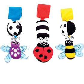 Sassy - Go Go Bugs - Stroller Attachment