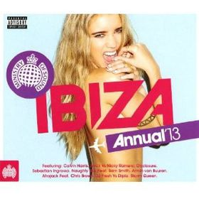 Ibiza Annual - Various Artists (CD)