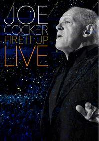 Cocker, Joe - Fire It Up - Live (DVD)