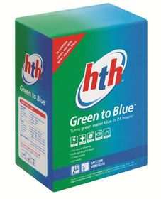 HTH - Green To Blue System Pack - 2.2Kg