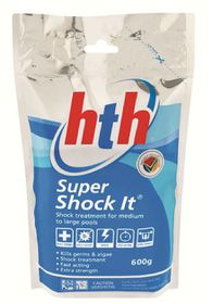 HTH - Super Shock It Pouch - 600g