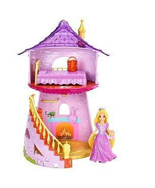Disney Princess Rapunzelu0027s Tower - Purple. Loading zoom  sc 1 st  Takealot.com & Disney Princess Rapunzelu0027s Tower - Purple | Buy Online in South ...