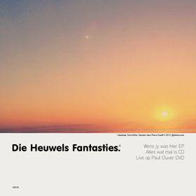 Die Heuwels Fantasties - Ek Wens Jy Was Hier (Deluxe) (CD/DVD)