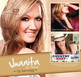 Juanita Du Plessis - Box-set – Op Aanvraag / On demand (CD Double)