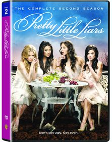 Pretty Little Liars Season 2 (DVD)