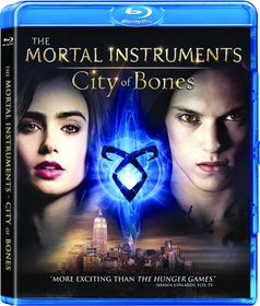 The Mortal Instruments: City Of Bones (Blu-ray)