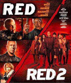 Red 1 & 2 Box Set (Blu-ray)