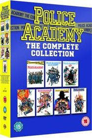 Police Academy 1-7 - The Complete Collection - (parallel import)