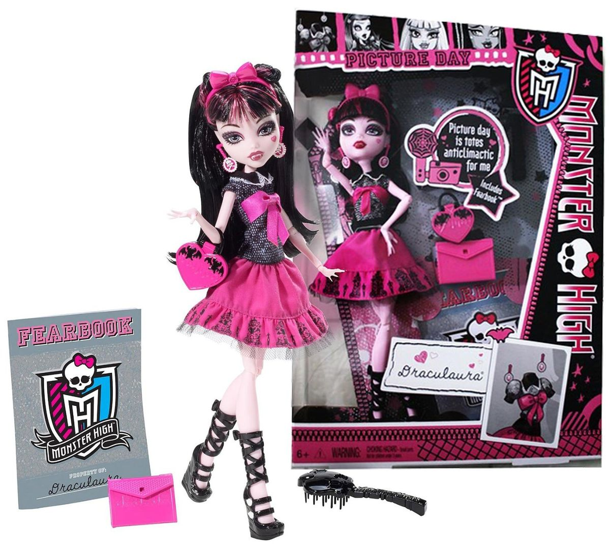 Uncategorized Monster High Draculaura monster high picture day dolls draculaura buy online in south loading zoom