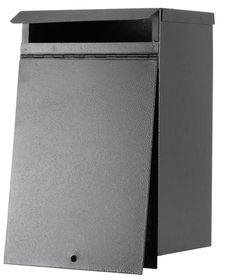 Fragram - Econo Letter Box - Black