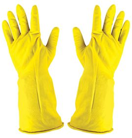 Fragram - Latex House Hold Gloves - Small
