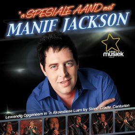 Jackson, Manie - 'n Spesiale Aand Met Manie Jackson (CD)