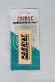 Parrot Chalk Board Duster (95 x 50mm)