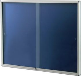 Parrot Display Case - Grey