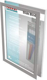 Parrot Poster Frame Clear Media Cover 1.2mm A3 - Clear