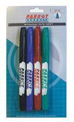 Parrot Wet-Erase Medium Tip Marker (Pack of 4)