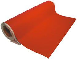 Parrot 610mm Magnetic Flexible Sheet - Orange