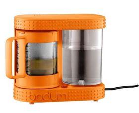 Bodum - Bistro Electric Coffee and Tea Dripper - Orange