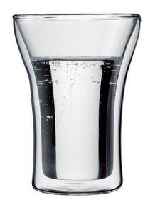 Bodum - Assam Double Wall Glass Set - Medium