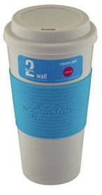 Neoflam - Double Walled Travel Mug - Blue - 500ml