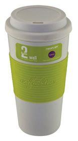 Neoflam - Double Walled Travel Mug - Green - 500ml