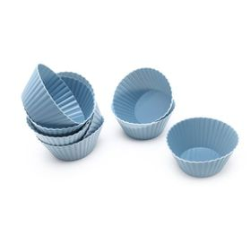 Anzo - Inspire Silicone Muffin Moulds - 10 Piece - Small