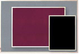 Parrot Info Board Plastic Frame 906mm - Black