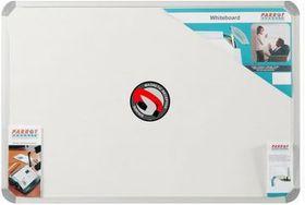 Parrot Whiteboard Magnetic - White 1500 x 900mm