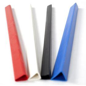 Parrot Binder Slide A4 (297 x 7mm) - 100 Pack - Red
