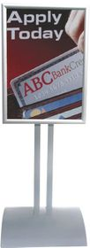 Parrot Stand Poster Frame - A0 Portrait