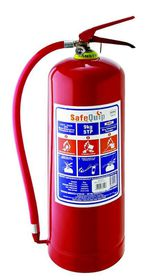 Safe-Quip - 9kg Dcp Fire Extinguisher - Red