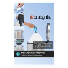 Brabantia - Bin Liner Slimline 20 Litre - Pack Of 20