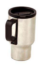LeisureQuip - 500Ml Stainless Steel Coffee Warmer & Travel Mug - 12 Volt Dc