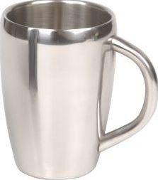 LeisureQuip - 300Ml Tapered Coffee Mug - Stainless Steel