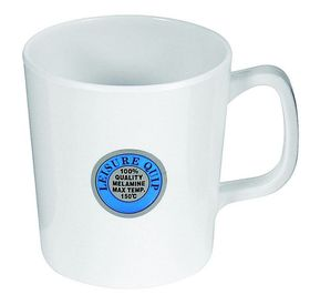 LeisureQuip - Melamine Mug - White