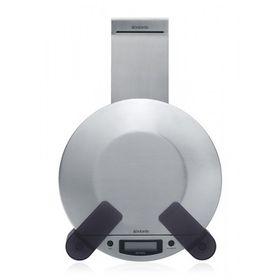 Brabantia - Cookbook and Scale Holder - Matt Steel