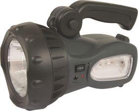 Eagle Eye - Led Rechargeable Spotlight 90 Lumens - Black & Grey