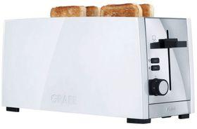 Graef - 4 Slice Toaster - White