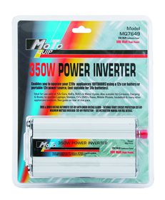 Moto-Quip - 300 Watt Power Inverter