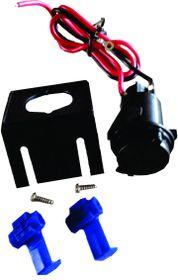 Moto-Quip - Dash Mount 12V Power Socket