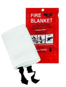 Moto-Quip - Emergency Fire Blanket