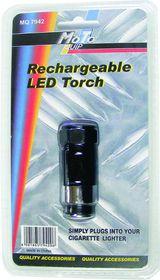 Moto-Quip - Rechargable Led Torch