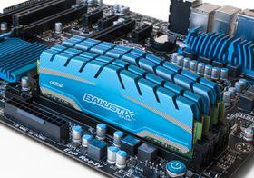 Crucial Ballistix S XT 8GB 1866Mhz DDR3 Gaming Memory