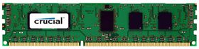 Crucial 8GB 1600MHz DDR3 Desktop DS Memory