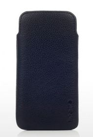 Knomo Slim Sleeve For iPhone 5 - Black